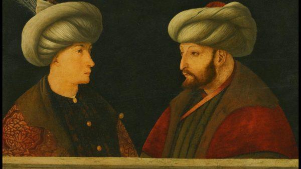 Fatih Sultan Mehmet ve Genç Rütbe Sahibi, Fotoğraf: Christie's