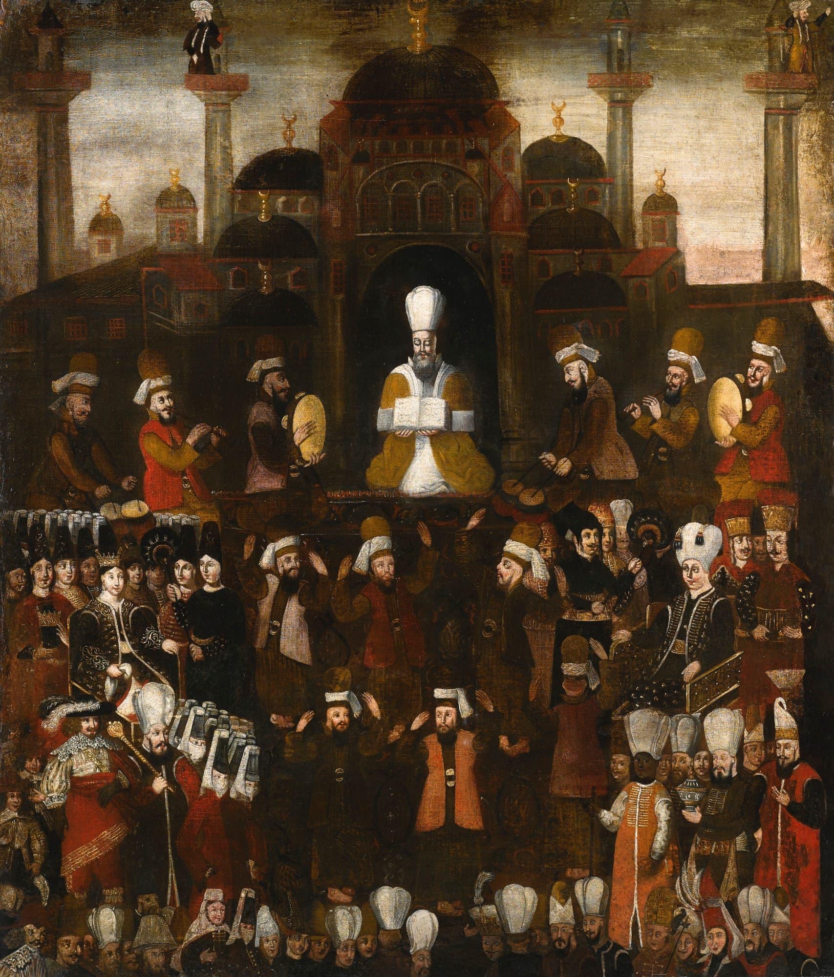 ''Genç Osman'ın Yükselişi''